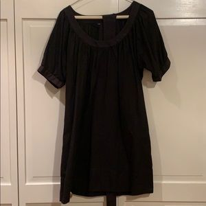 French Connection, black, dress, size 4.